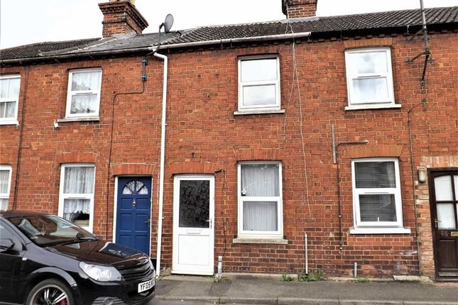 Thumbnail Terraced house to rent in Albert Street, Holbeach, Spalding