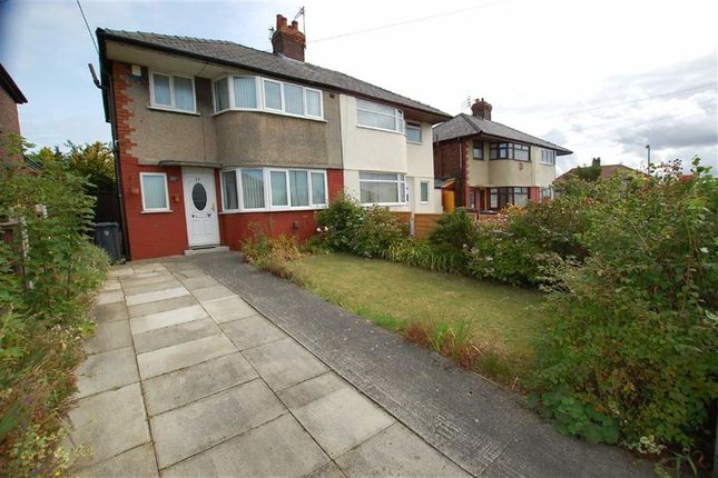 Thumbnail Semi-detached house for sale in Springwell Road, Bootle, Liverpool