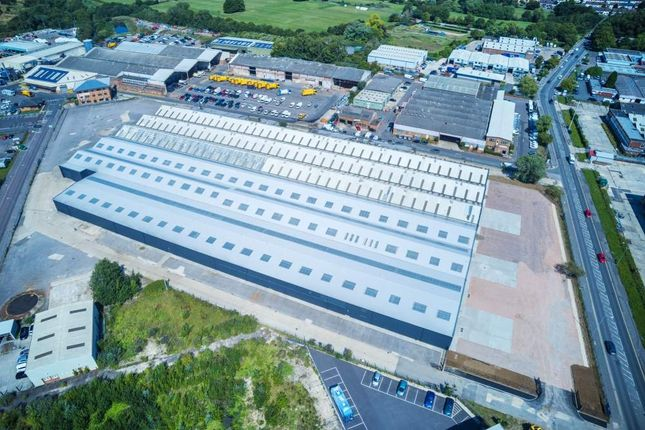 Thumbnail Light industrial to let in SN200, Swindon
