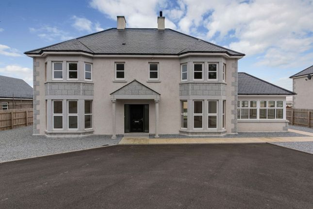 Thumbnail Detached house for sale in Ladysbridge Avenue, Ladysbridge, Banff, Aberdeenshire