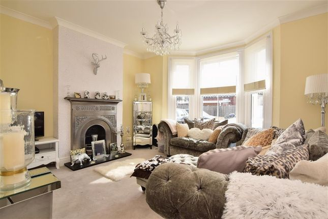 Thumbnail Semi-detached house for sale in St. Johns Road, Redhill, Surrey