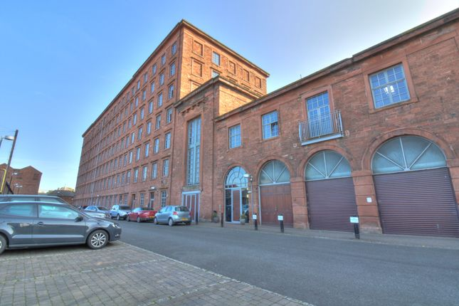 Thumbnail Flat for sale in Shaddongate, Carlisle