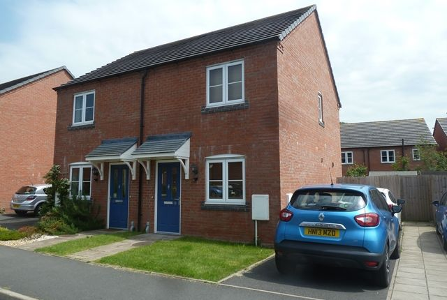 Thumbnail Semi-detached house to rent in 48 Essex Road, Church Stretton, Shropshire