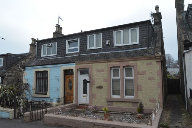 Thumbnail 3 bed semi-detached house for sale in Dorrator Road, Falkirk, Falkirk