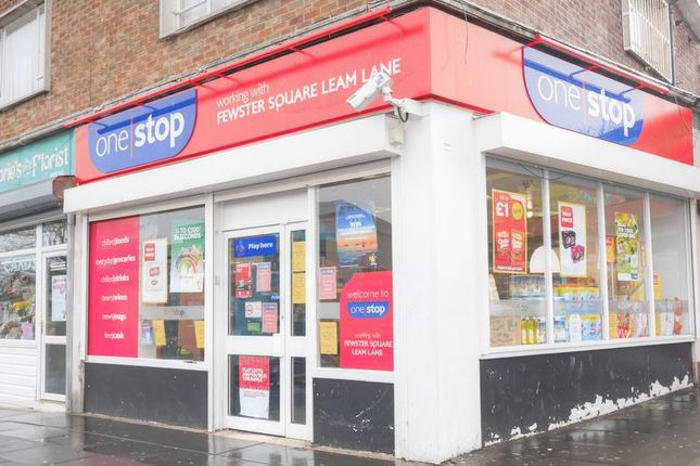 Commercial property for sale in One Stop, 2-2A Fewster Square, Leam Lane, Gateshead