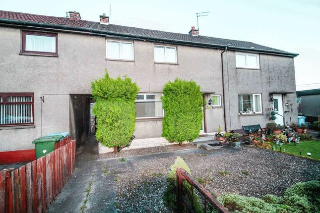 Thumbnail Terraced house to rent in Dalmore Drive, Alva