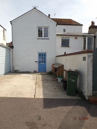 Thumbnail Cottage to rent in Wilberforce Road, Sandgate