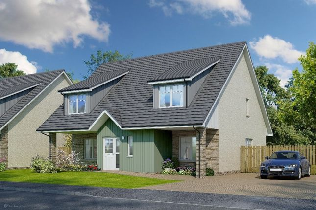 Thumbnail Detached house for sale in Plot 36 Vorlich, The Views, Saline, By Dunfermline