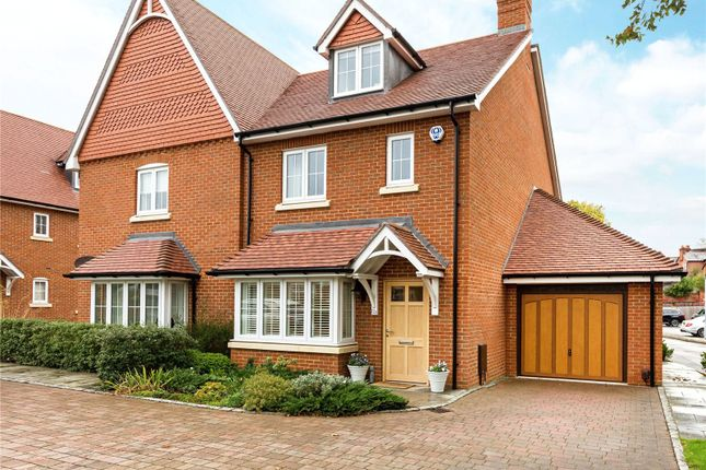 Thumbnail Semi-detached house for sale in Belmont Road, Maidenhead, Berkshire