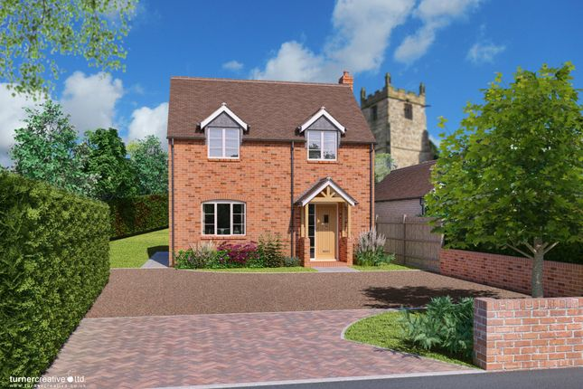 Thumbnail Detached house for sale in Mill Lane, Feckenham, Redditch