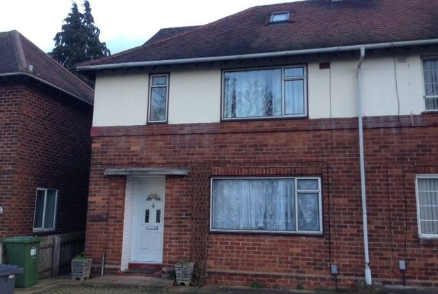 Thumbnail Semi-detached house to rent in Westlea Road, Leamington Spa