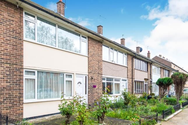 Thumbnail Terraced house for sale in Hereford Street, London