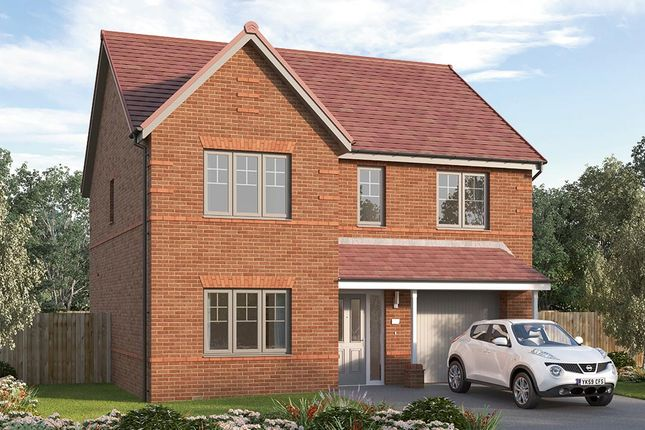 """Thumbnail Detached house for sale in """"The Sudbury"""" at Etwall Road, Mickleover, Derby"""