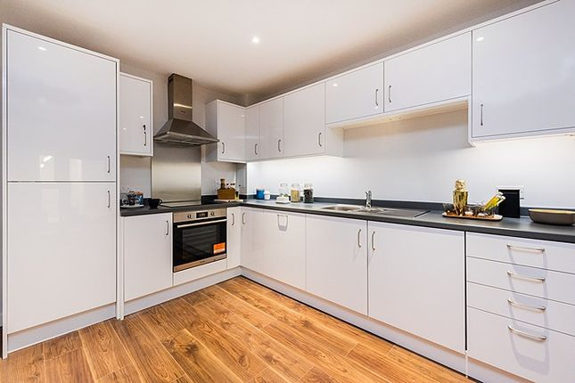 2 bed flat for sale in 18-20 Waterfall Cottages, Merton SW19