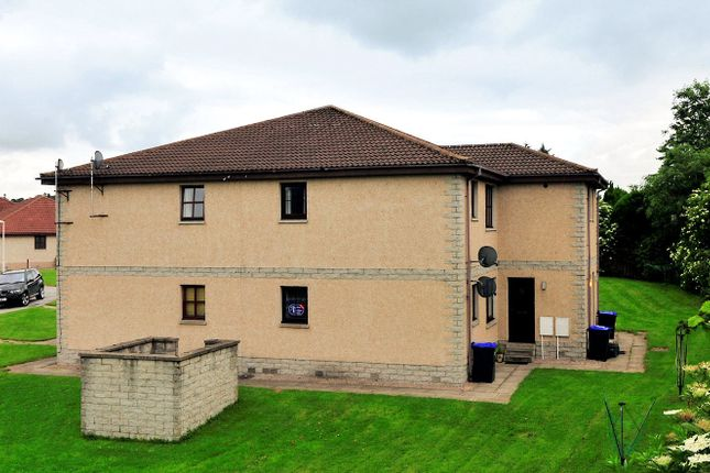 Thumbnail Flat to rent in 25 Broadstraik Avenue, Elrick, Westhill