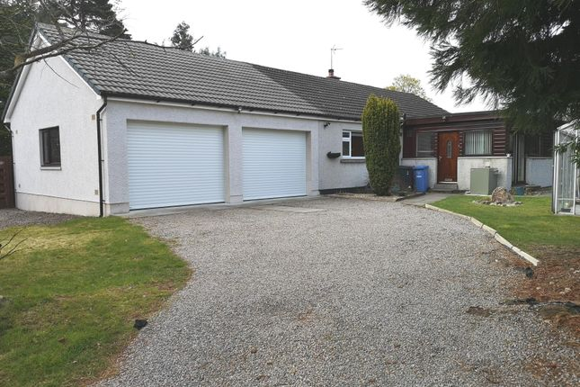Thumbnail Detached bungalow for sale in Granary Park, Rafford, By Forres