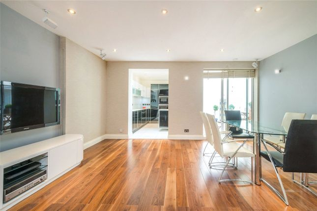 Thumbnail Flat to rent in Lambs Conduit Street, London