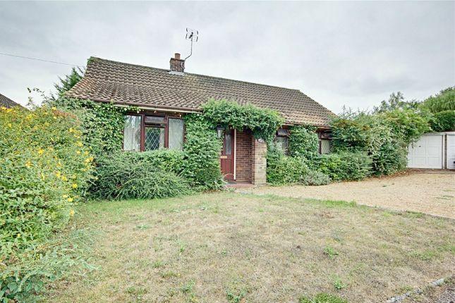 Thumbnail Detached bungalow for sale in Rowney Wood, Sawbridgeworth, Hertfordshire