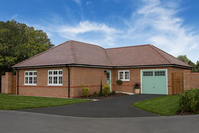 "Thumbnail Bungalow for sale in ""Hadleigh"" at Woodborough Road, Winscombe"