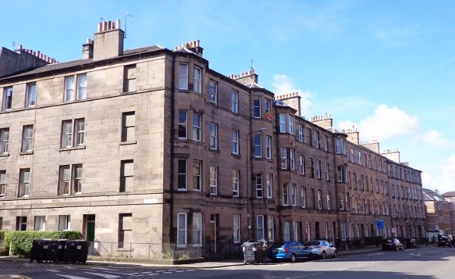 Thumbnail Flat to rent in South Oxford Street, Newington, Edinburgh