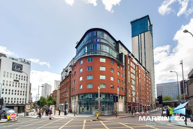 Flat to rent in Orion Building, Navigation Street, Birmingham