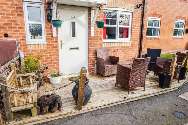 Front Garden of Hawksworth Crescent, Chelmsley Wood, Birmingham B37
