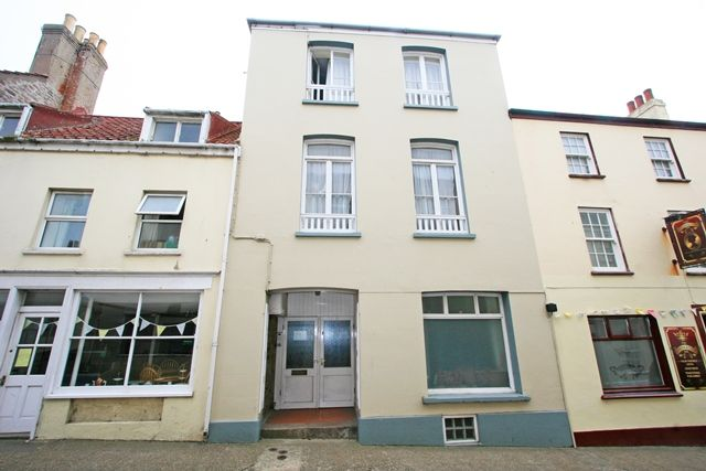 Thumbnail Flat for sale in 37 High Street, Alderney