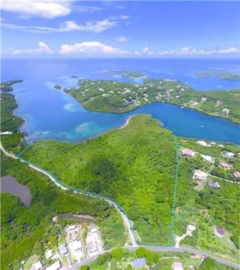 Thumbnail Property for sale in Calivigny, Calivigny, Grenada