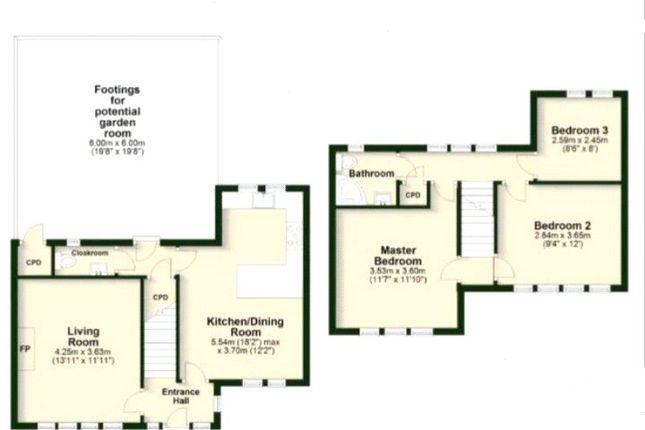 Potencial Floorplan