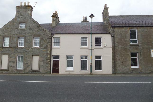 Thumbnail Terraced house for sale in Sir George's Street, Thurso