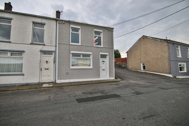 Thumbnail End terrace house for sale in Whitworth Terrace, Tredegar