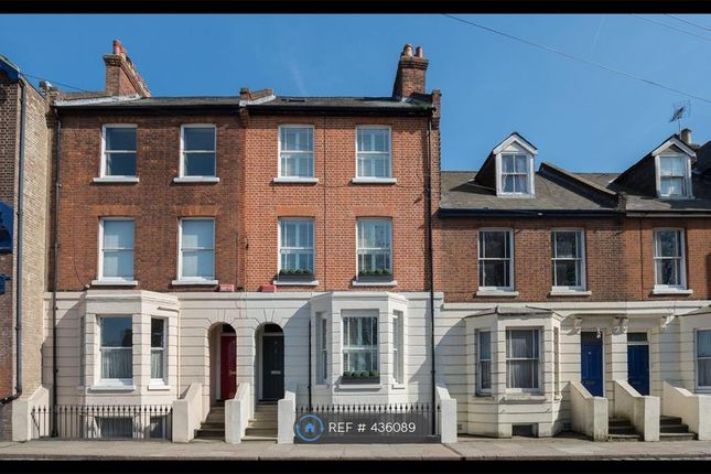 Thumbnail Terraced house to rent in Station Road West, Canterbury