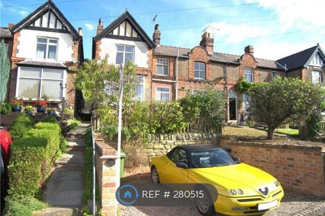 Thumbnail Semi-detached house to rent in Derwent View, Belper