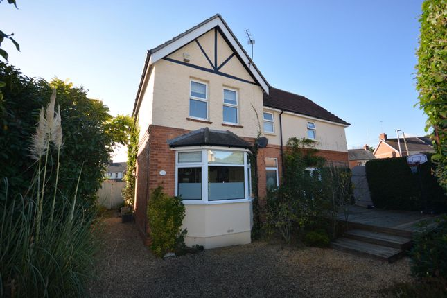 Thumbnail Detached house for sale in York Road, Broadstone