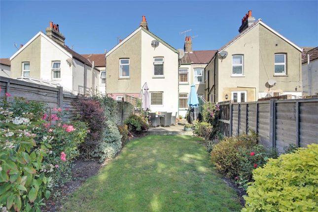 Rear Garden of Penfold Road, Broadwater, Worthing, West Sussex BN14