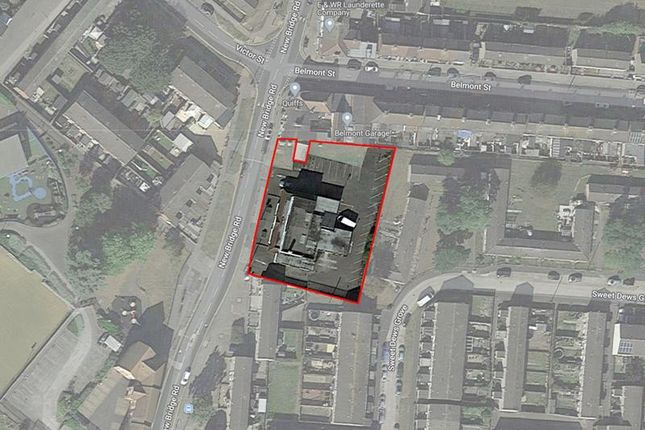 Thumbnail Land for sale in New Bridge Road, Hull