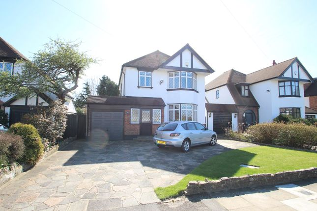 3 bed detached house for sale in Sherborne Road, Petts Wood, Orpington