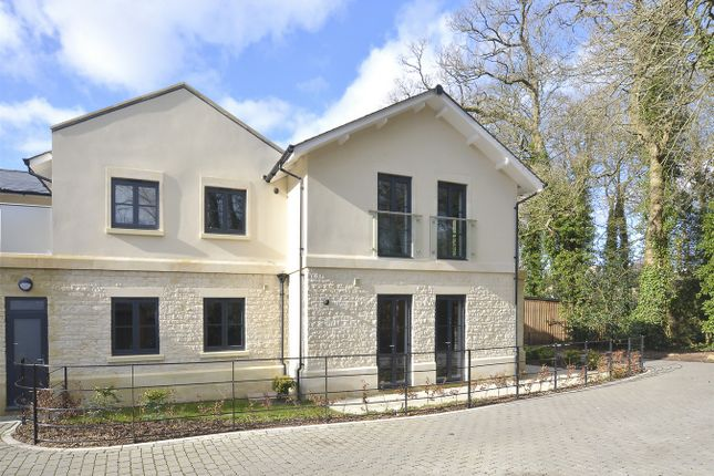 Thumbnail Flat for sale in 1 Norwood Dene, The Avenue, Claverton Down, Bath