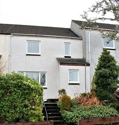 2 bed terraced house for sale in Macdonald Terrace, Lochgilphead