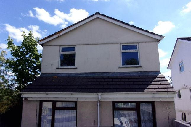 Thumbnail Flat to rent in Fore Street, Camelford