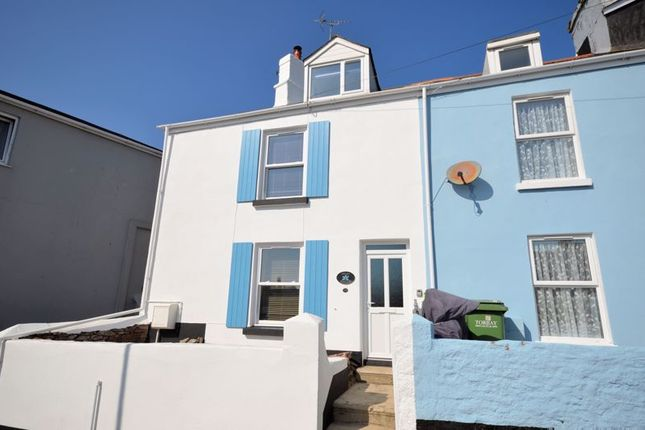 Front Elevation of Station Hill, Brixham TQ5