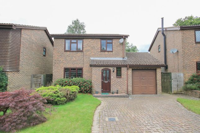 Thumbnail Detached house for sale in Oakwood Park, Nutley, Uckfield