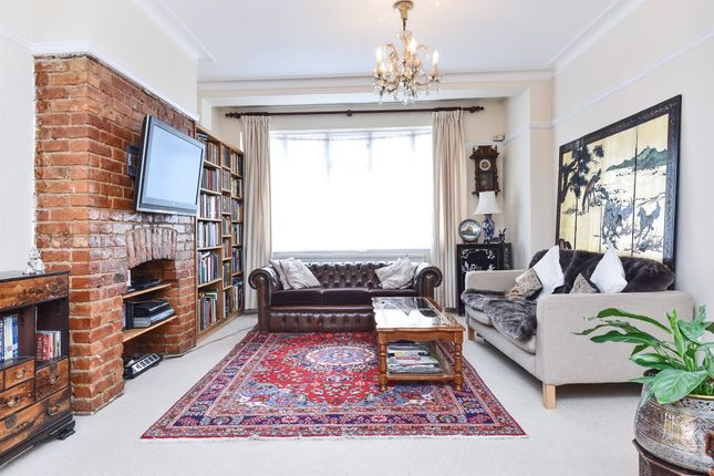 Thumbnail Detached house for sale in Gunnersbury Crescent, Acton, London