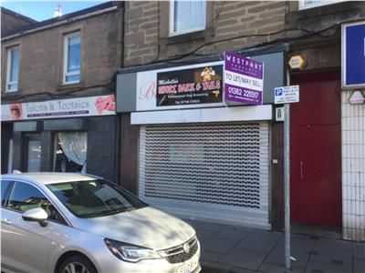Thumbnail Retail premises to let in 77 High Street, Lochee, Dundee
