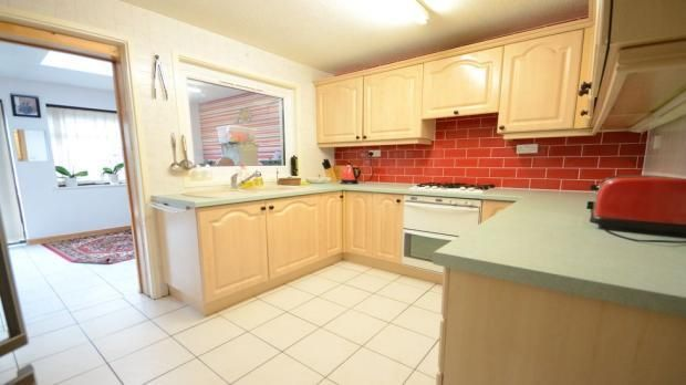 Kitchen of Brahms Road, Basingstoke RG22