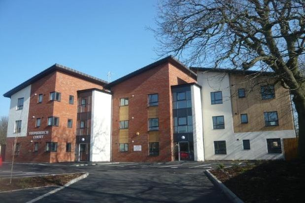 Thumbnail Flat to rent in Bloxwich Road, Walsall