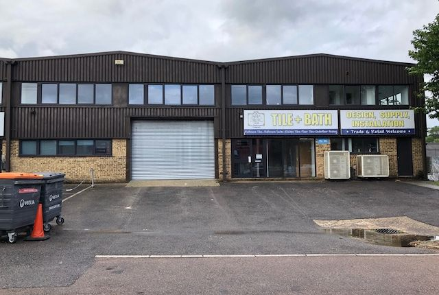Thumbnail Industrial to let in Ormside Way, Redhill