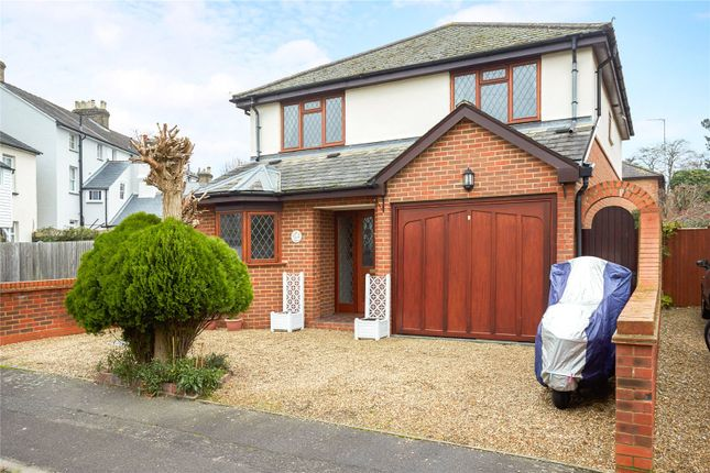 Thumbnail Detached house for sale in Ladbroke Road, Epsom, Surrey
