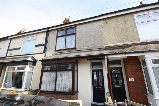 Thumbnail Terraced house to rent in Southgate, Hessle