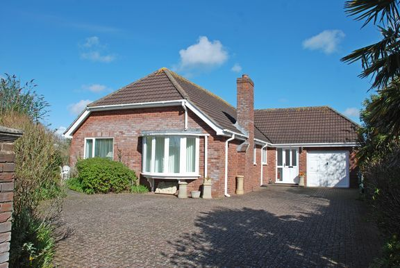Thumbnail Detached bungalow for sale in Malvern Road, Sidmouth